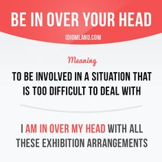 What are you in over your head with? -         Repinned by Chesapeake College Adult Ed. We offer free classes on the Eastern Shore of MD to help you earn your GED - H.S. Diploma or Learn English (ESL) .   For GED classes contact Danielle Thomas 410-829-6043 dthomas@chesapeke.edu  For ESL classes contact Karen Luceti - 410-443-1163  Kluceti@chesapeake.edu .  www.chesapeake.edu
