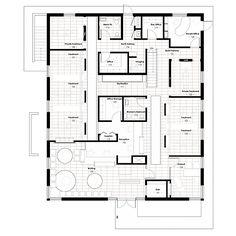 Little Britches Pediatric Dentistry - Main Level Floor Plan