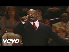 """The Amazing story of """"Amazing Grace,"""" both lyrics and melody, by Wintley Phipps. Sponsored by Bill & Gloria Gaither"""