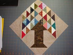 Tree Quilt Block Tree Of Life Traditional Quilt Block