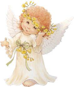 Cute Angel Free Clipart