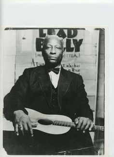 "MUSIC: ""Lead Belly"" - Huddie William Ledbetter did vocals, guitar and accordion. His genres were Delta and country blues. In 1912 he wrote a song about the Titanic and boxer Jack Johnson, although the song incorrectly connected Johnson with the Titanic. Ledbetter's temper led to trouble with the law. In 1915, he was convicted of carrying a pistol. In 1918, he was imprisoned after killing a relative over a woman. There was no doubt about Led Belly's talent if he could stay out of trouble."