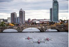 Head Of The Charles Regatta, Boston MA
