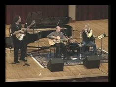 """Chris Brubeck's Triple Play Performs """"New Stew, Opus 2"""" - YouTube"""