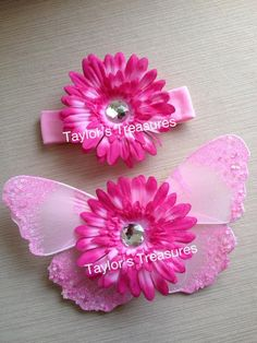 Taylors Treasures  Pink Glitter and Sequins by taylorstreasuresinc, $23.95