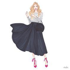 Fashion Illustration Sketches, Fashion Sketchbook, Fashion Sketches, Drawing Sketches, Gucci Gown, Drawings Of Friends, Fashion Design Drawings, Pretty Patterns, Girly Girl