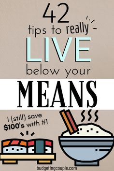 Frugal Living Tips, Frugal Tips, Budgeting Finances, Budgeting Tips, Money Tips, Money Saving Tips, Living Below Your Means, Budget Holidays, Financial Tips