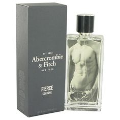 Fierce+by+Abercrombie+&+Fitch+6.7+oz+Cologne+Spray+for+Men