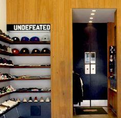 Undefeated x Converse Chuck Taylor 70 Le Shop, Converse, Sneaker Stores, Visual Merchandising, Man Cave, Shoe, Urban, Shopping, Design