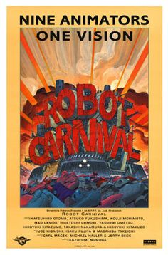 Robot Carnival- Star Light Angel sequence, favorite movie of all-time <3
