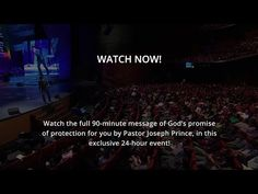 Truths from Psalm 91~ Free 24 hr JosephPrince.com Live Event
