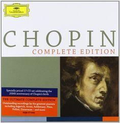 Chopin Complete Edition in OFFERTA su www.kellieshop.com Scarpe, borse, accessori, intimo, gioielli e molto altro.. scopri migliaia di articoli firmati con prezzi da 15,00 a 299,00 euro! #kellieshop Seguici su Facebook > https://www.facebook.com/pages/Kellie-Shop/332713936876989