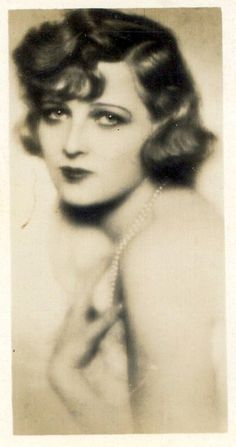 Vintage Portraits Showing 21 National Types of Beauty from the Early 1930s: National types of beauty was a series of real photo cigarette cards distributed in the 1930s. Some of the women portrayed were well-known actresses in their country - Poland