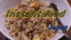 Japan: Instant Food #japanesefood #food #sushi #Japan #foodporn #japanese #dinner #lunch #yummy #ramen