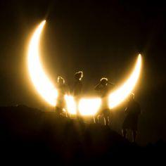 Solar eclipse photo by Josh Benson