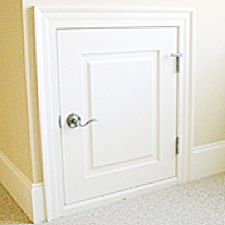 Dormer Doors - Custom Dormer Doors and Hatches Can get this door for about $175 with the shipping included.