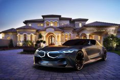 BMW i9 | Rim design No. 1