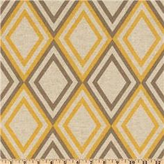 Premier Prints Annie Blend Yellow/Kelp  Item Number: UR-988  Our Price: $11.48 per Yard