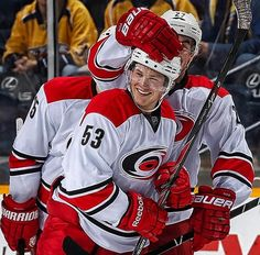 First career hat trick for Jeff Skinner in Nashville! 12.5.13
