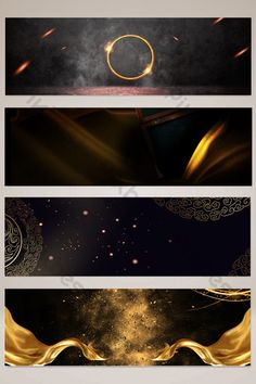 Golden cool e-commerce Taobao banner background Youtube Banner Design, Youtube Banner Template, Youtube Banners, Banner Background Images, Metal Background, 2048x1152 Wallpapers, Youtube Banner Backgrounds, Cute Banners, Gaming Banner