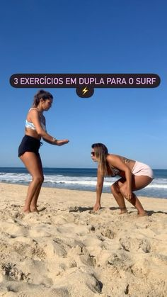 Surf, Fun Workouts, Bikinis, Swimwear, Exercises, Good Workouts, Warming Up, Bathing Suits, Swimsuits