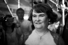 Beautiful superstar ,Susan Boyle ~``inside and outside in China ~``