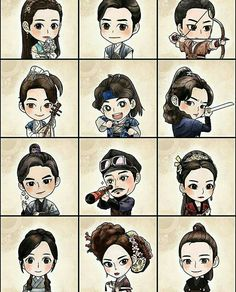 Drama Korea, Korean Drama, Kpop, Moon Lovers Drama, Lee Joong Ki, Drama Funny, Wang So, Weightlifting Fairy Kim Bok Joo, Scarlet Heart