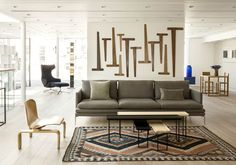 Conran Shop in Marylebone London - Design Magazine Luxury Furniture, Modern Furniture, Furniture Design, Interior Architecture, Interior Design, Design Interiors, Living Room Inspiration, Store Design, Living Room Furniture