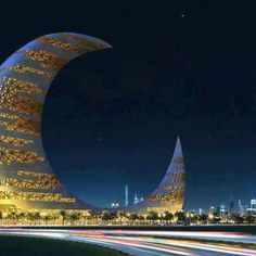 Moon tower Dubai UAE project is in development.