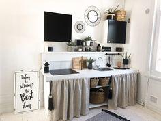 Voici mon tutoriel complet pour réaliser votre cuisine sois-même à moindre coût. Idéal pour votre appartement en location, une fabrication à moins de 250€ !