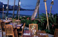 Duke's Waikiki restaurant - Hawaii