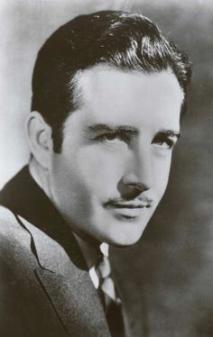 """John Boles. I'm pretty sure I had a crush on him when I was little. He was in """"Curly Top"""" with Shirley Temple. :)"""