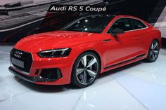 Audi RS5 2017 is a sports variant of Audi A5 produced by Volkswagen AG under the Audi brand since 2010. The Audi RS5 was first presented at the Geneva Motor Show in March 2007. Audi RS5 is available in 3 variants: coupe 2-door and convertible and 5-door liftback. The Audi RS5 was in March 2010... http://s4sportscar.com/audi-rs5-2017/