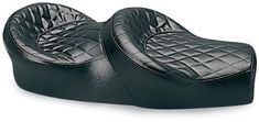 Saddlemen Motorcycle Seat Kit - Double XH112 Easy-to-install cover and foam are already assembled, just fit onto original seat base. Two styles to choose from. Exact fit; conform precisely to original seat pan. Premium-grade, heavy black-vinyl cover. High-density, one-piece polyurethane foam base.  #Saddlemen #Automotive_Parts_and_Accessories