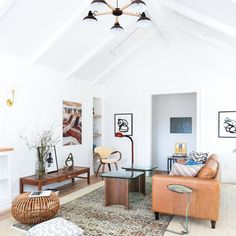 Living Room Design Ideas: Layout, Styling, Space, and Storage | Hunker