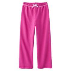 Circo® Infant Toddler Girls' Fleece Lounge Pant