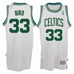 Larry Bird Boston Celtics adidas Hardwood Classic Swingman Jersey - White a5f1f66d4