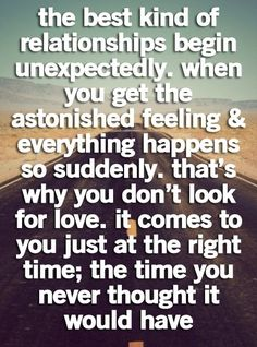 It's all about timing..It will happen when the time is right. www.dearladylove.com
