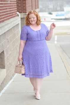 Pantone's 2018 Color of the Year: ULTRA VIOLET. Featuring my top purple picks from Catherines plus sizes for spring 2018. #catherines #catherinesplus #catherinesstyle #ultraviolet #purpleoutfit #plussizefashion #plussizestyle #plussizeoutfit #springstyle #springfashion