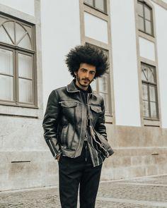 Leather Weather - Menswear