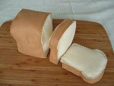 Felt Food - Loaf of Bread | Flickr - Photo Sharing!