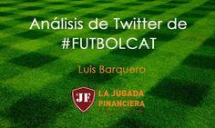 Análisis de Twitter de los clubes catalanes de 2ªB y 3ª división