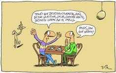 Tutelandia Por Tute Comics, Funny Things, Illustrations, Bar, Psychology Jokes, Sad Sayings, Caricatures, Smart Jokes, Funny