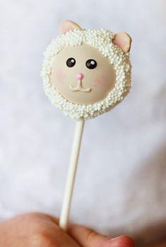 Darling Little Lamb Baa Baa Baptism & Birthday Party