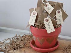 Give an herb garden