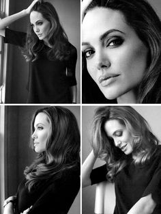 Angelina Jolie - absolutely gorgeous