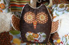 Mile High Mom: DIY Plush Owl