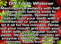Top 20 Life Hacks So doing this tonight. I have sooo many strawberries at home.