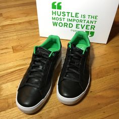 Somehow I got my sweet Gary Vee 002s before they sold out in 11 hours.   #hustle