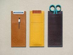 present and correct pencil pocket